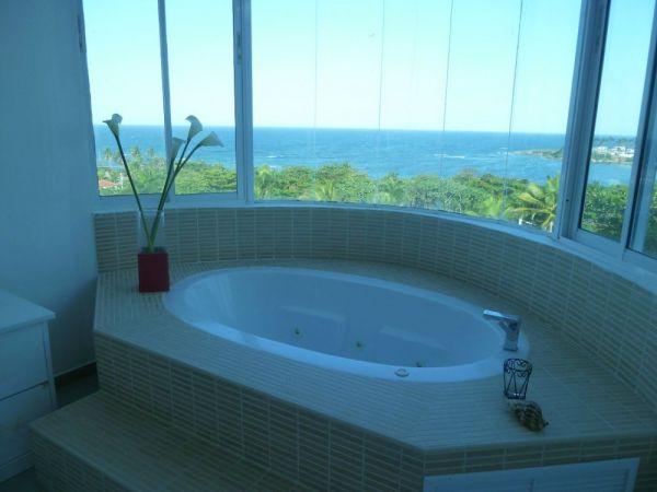 Apartamento amueblado con Vista al Mar en Cofresi | Bienes Raices Republica Dominicana