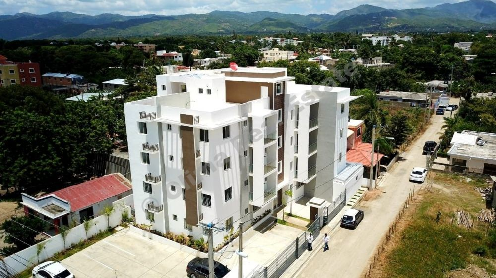 Apartment of 112 square meters in area near the commercial area of the city. | Real Estate in Dominican Republic