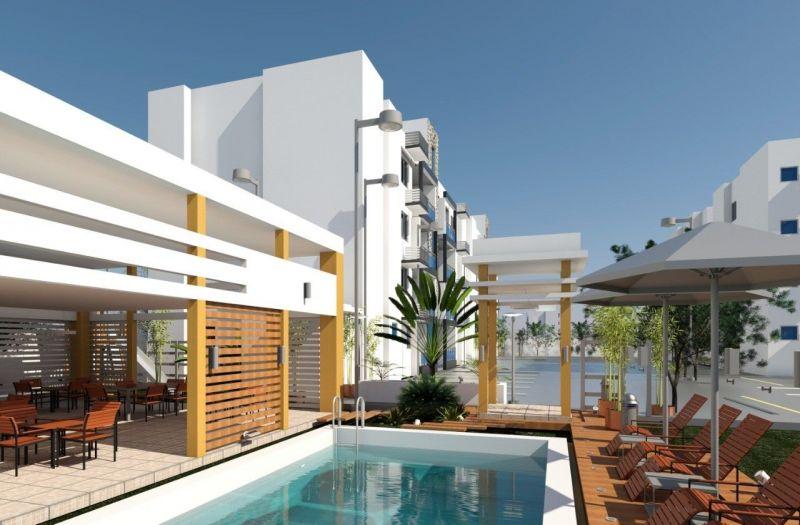 Proyecto de apartamentos con Piscina | Bienes Raices Republica Dominicana